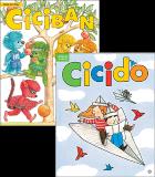 KOMPLET REVIJ CICIBAN + CICIDO