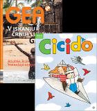 KOMPLET REVIJ GEA + CICIDO
