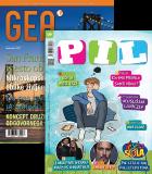 KOMPLET REVIJ GEA + PIL