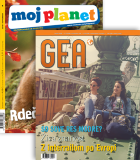 KOMPLET REVIJ MOJ PLANET + GEA
