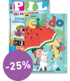 KOMPLET REVIJ PIL + CICIDO