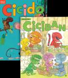 KOMPLET REVIJ CICIDO + CICIBAN