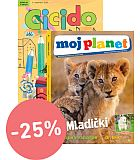 KOMPLET REVIJ CICIDO + MOJ PLANET